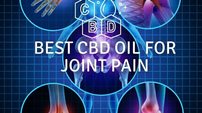 How To Relieve Joint Pain By Using CBD Oil