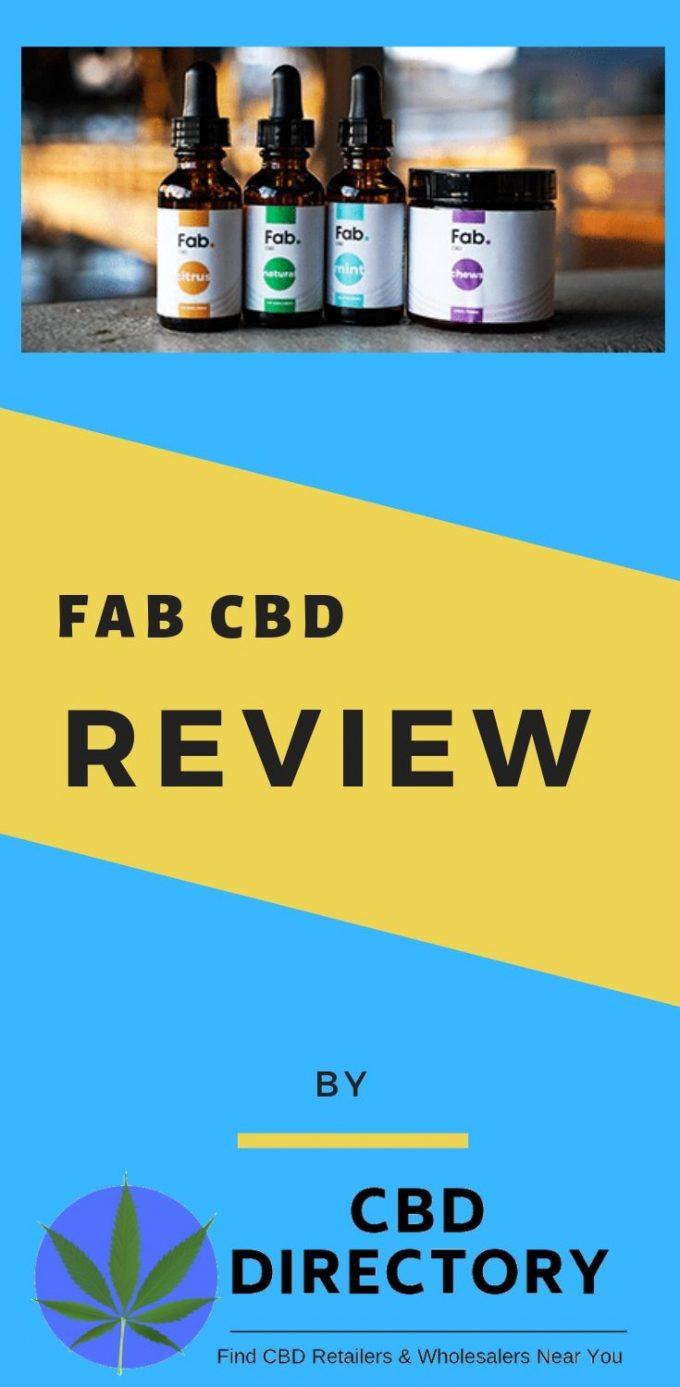FabCBD Review & Coupon Code