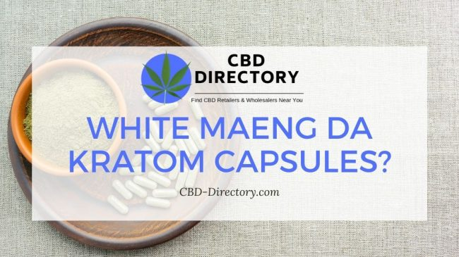 Can You Achieve Mental Sharpness By Consuming White Maeng Da Kratom Capsules?