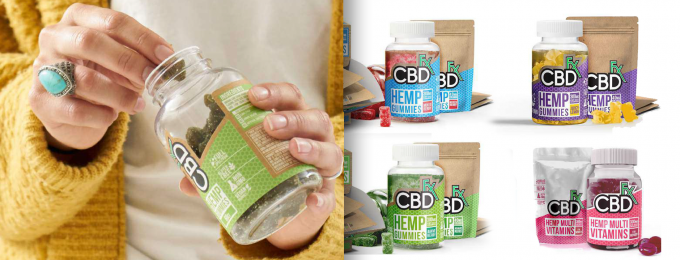 CBDFX Authorized Distributor