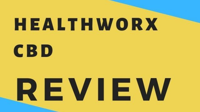 Healthworx CBD Review, Benefits, & Discount Codes