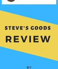 Steve's Goods Review