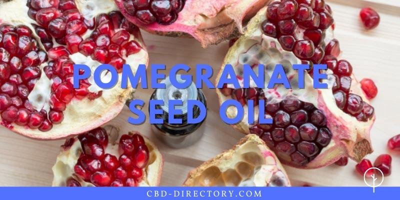 pomegranate seed oil - carrier
